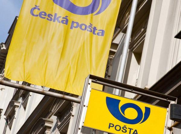 Budova české pošty