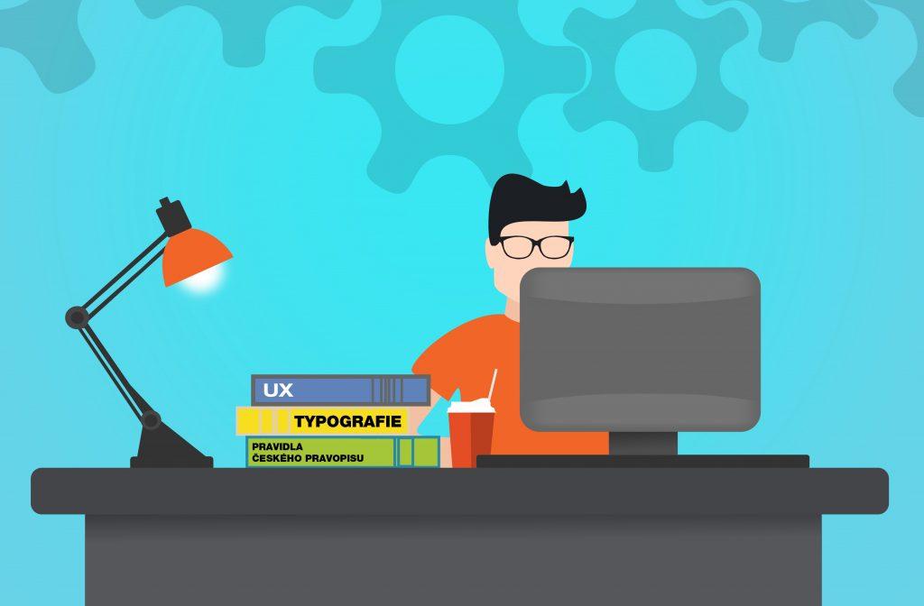 ilustrace_programátor u počítače